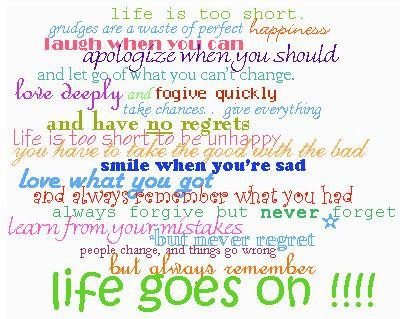 quotes of famous life