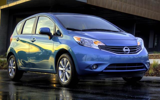 Nissan Versa 2014 Note: fotos do hatch que tem preço a partir de R$