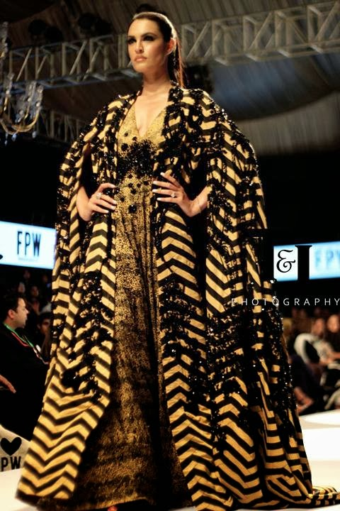 pakistan Fashion week 2014