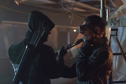 "[Review TV] Arrow - S01E03 ""Lone Gunmen"" 1"
