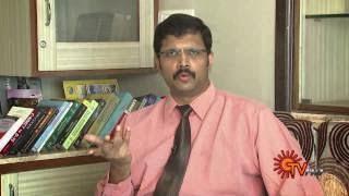 Sun Tv Show Maruthuva Neram  05-02-2014  Gastroenterologist Dr.Balaji