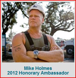 Honorary Ambassador 2012