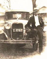 Clyde Barrow.