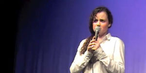 The Eloquent Woman: Famous Speech Friday: Kayla Kearney comes out ...