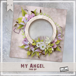 My Angel by JM Creations + Freebie