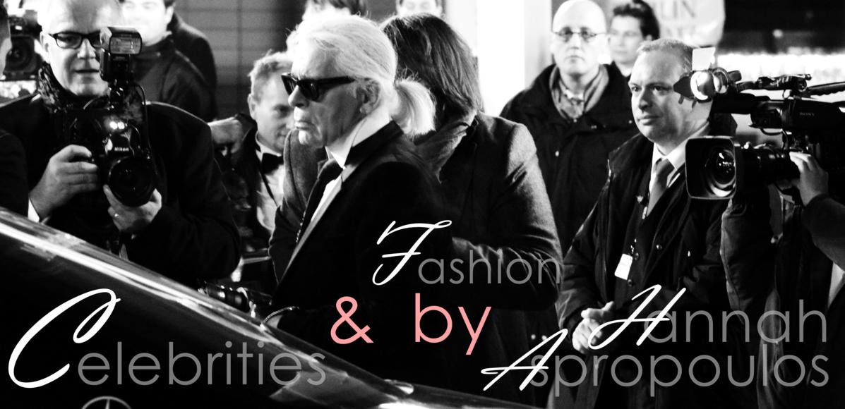 CelebritiesAndFashion by Hannah Aspropoulos