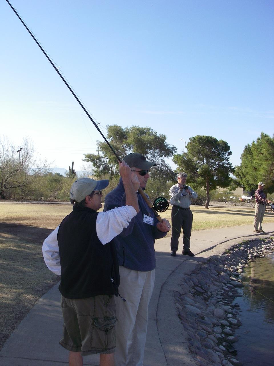 Phoenix fly casters fly fishing arizona arizona for Fishing in phoenix arizona