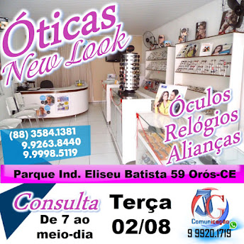 ÓTICAS NEW LOOK