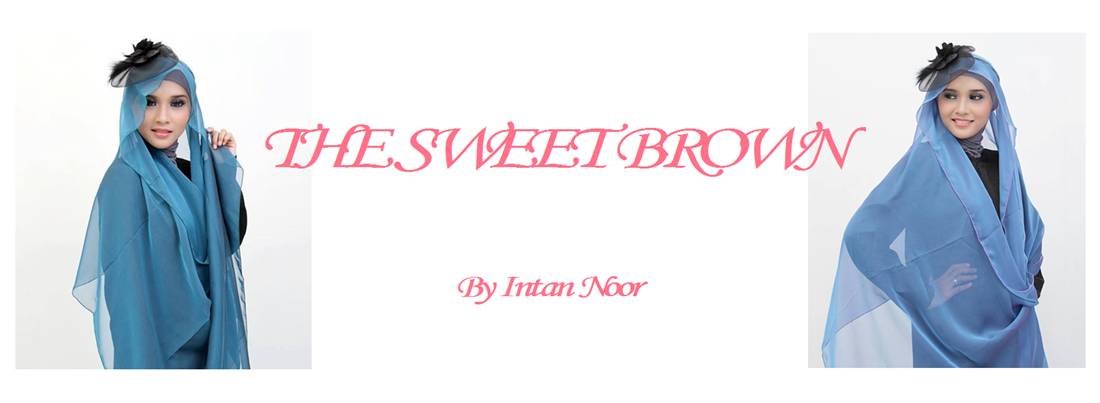 the sweet brown | indonesian blogger | hijabers blog