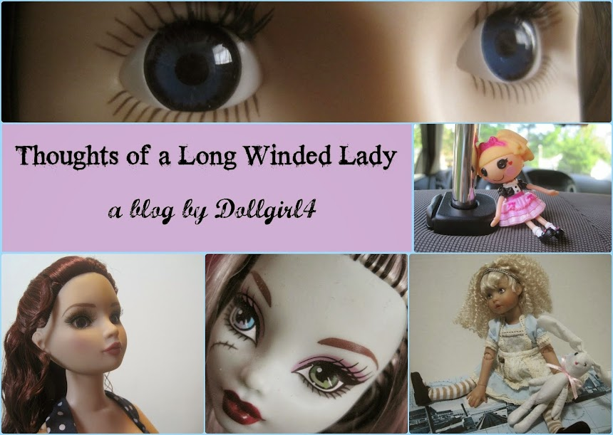 Thoughts of a Long Winded Lady