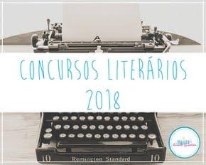 Concursos Literários 2018