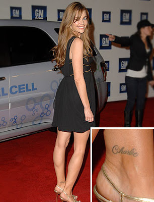 Celebrities Tattoos Gone Crazy