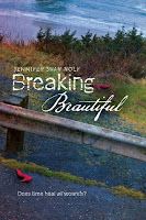 Book Cover Breaking Beautiful by Jennifer Shaw Wolf