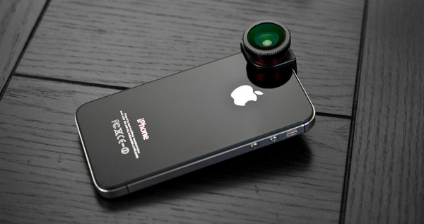 olloclip iPhone lens adapter