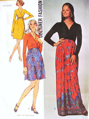 Simplicity 9709, 1972