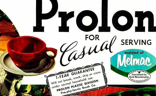 1953 Cup Designs for Prolon