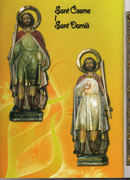 Sant Cosme i Sant Damià.
