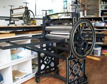 Antique Etching Presses