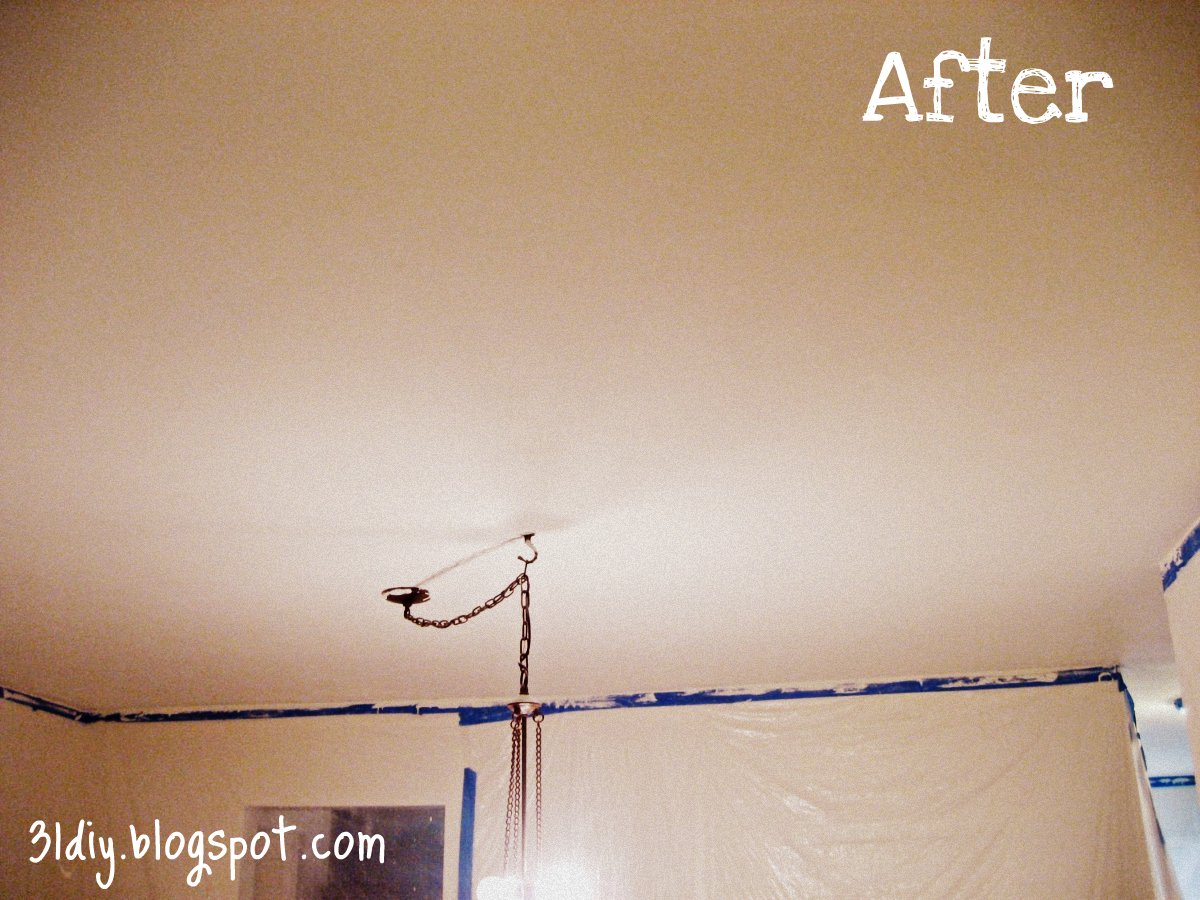How to Remove Popcorn Ceilings: Easy, Cheap Tricks with Photos