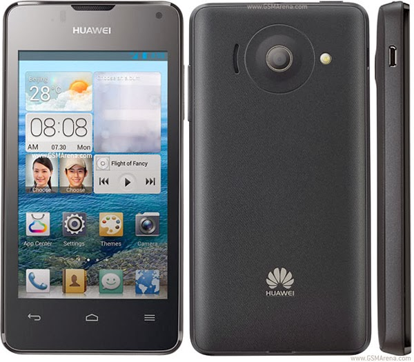 Huawei Ascend Y300 specifications, features