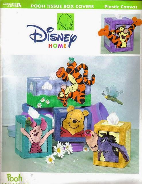 Cortina Baño Winnie Pooh:Revista de Disney gratis – Revistas de manualidades Gratis