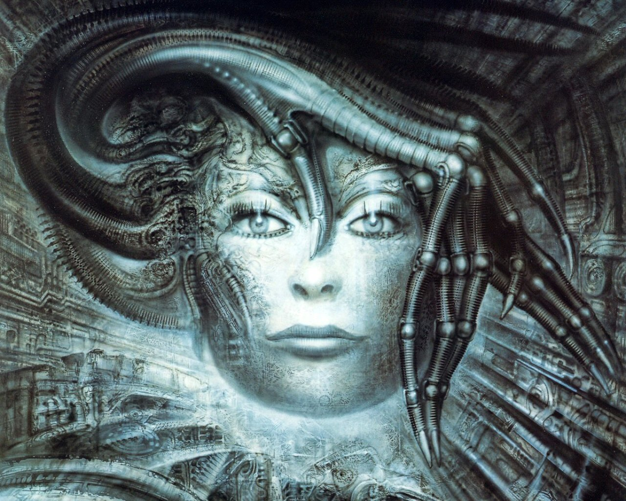 Hd Hr Giger Wallpaper | New hd wallon