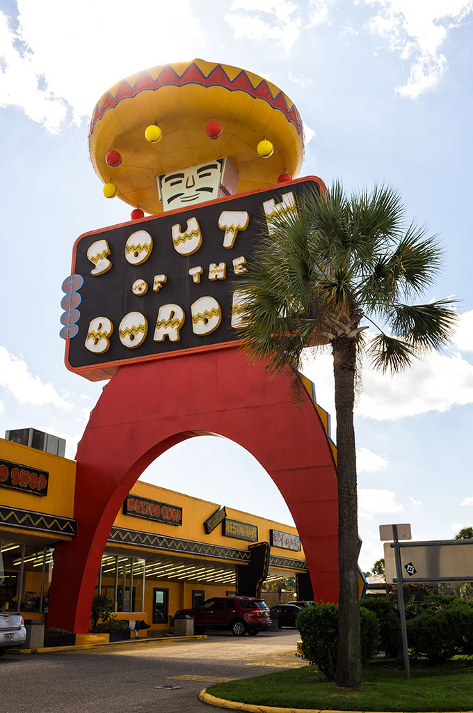 "Pedro ""Big Man"" at South of the Border"