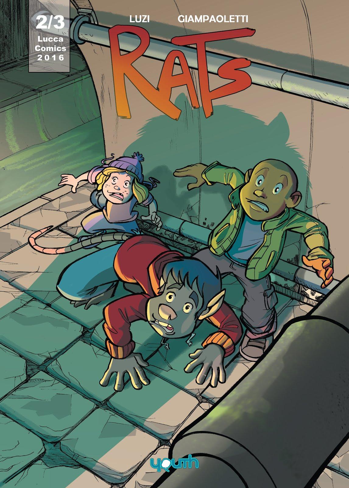 RATS Volume 2