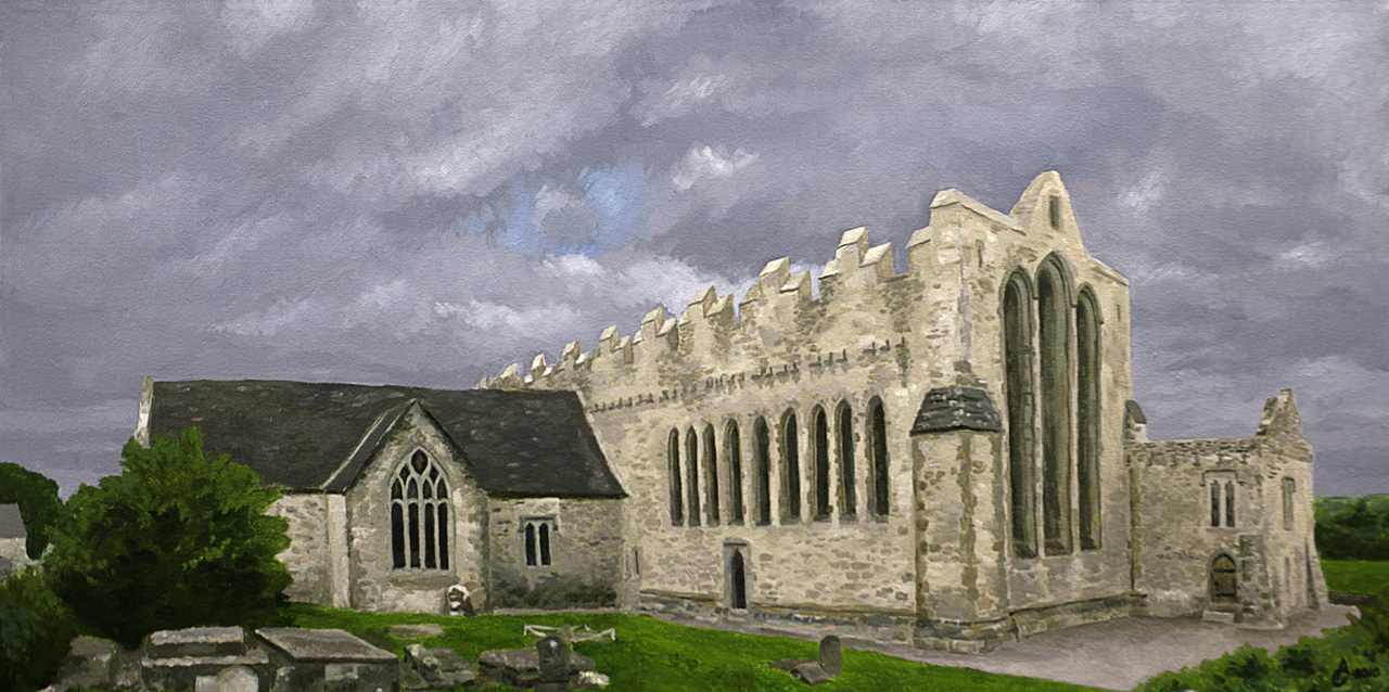 Ardfert Cathedral Ireland Ardfert Cathedral in County