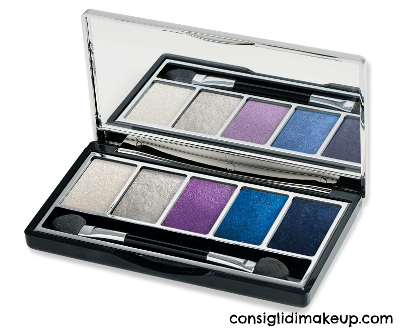 vamp palette pupa milano 006 galaxy gold edition