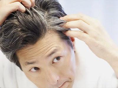 Bài thuốc chữa trị bạc tóc sớm bằng món ăn