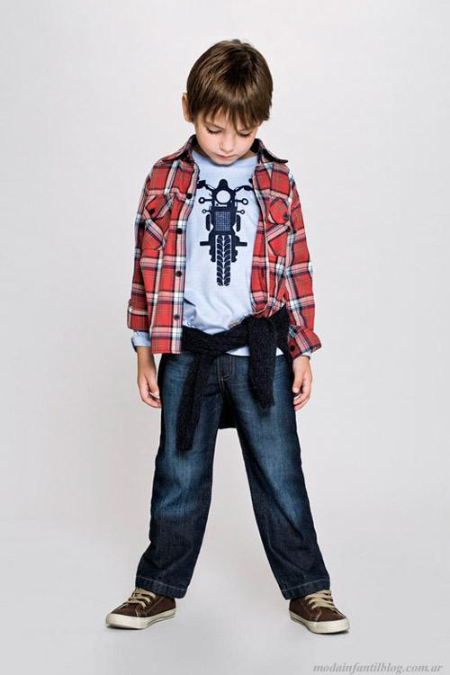 pioppa ropa para niños invierno 2013