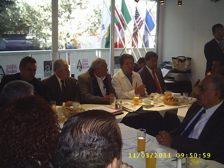 ASAMBLEA GENERAL PARA EL CAMBIO DEL COMITE EJECUTIVO NACIONAL
