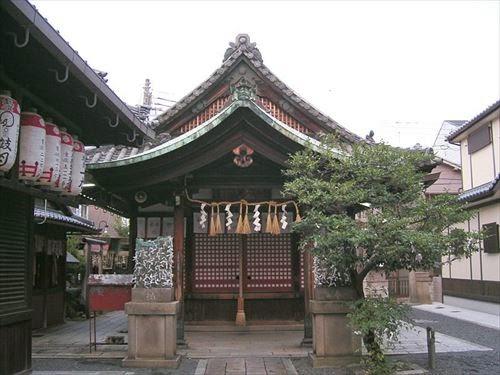 出世稲荷神社(しゅっせいなりじんじゃ)