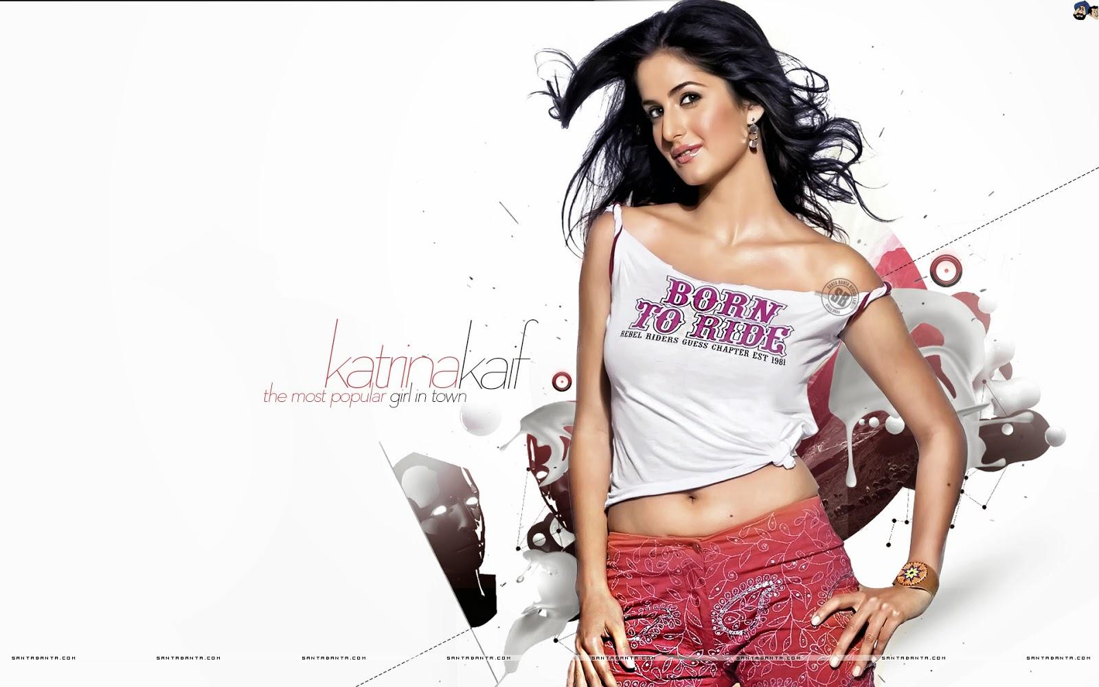 Katrina Kaif Seksi Wallpaper 9