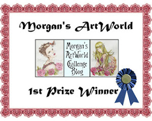 Morgans ArtWorld November 2020 1st Prize Winner