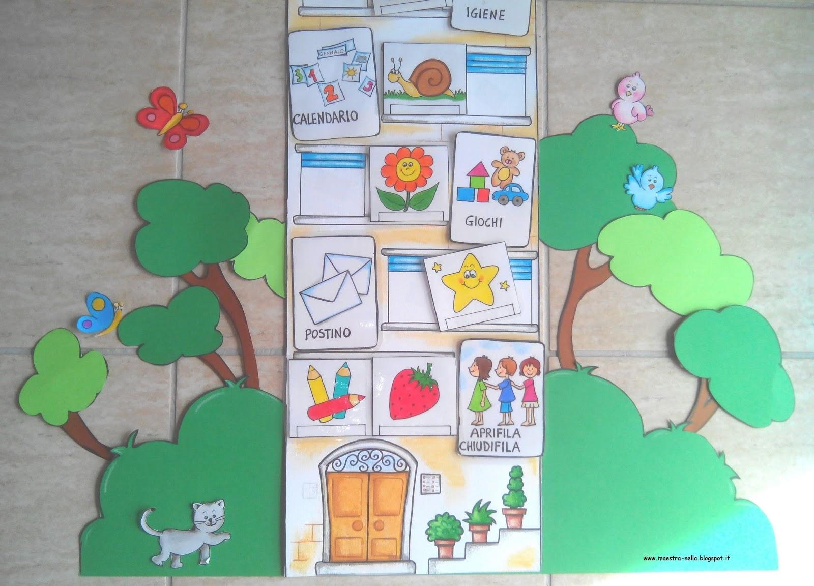Maestra nella il palazzo degli incarichi for Maestra gemma accoglienza scuola infanzia