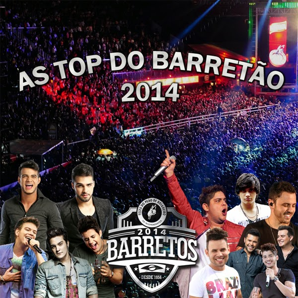 As Top do Barret�o - 2014