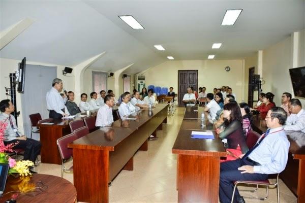 doanh nhân công giáo Sài Gòn