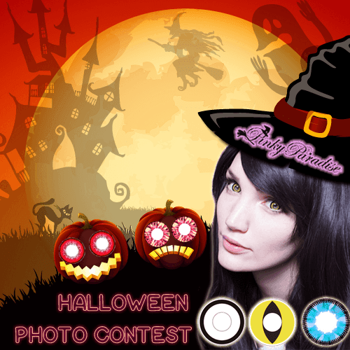 PinkyParadse Facebook Halloween Photos Contest