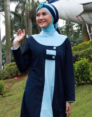 Zenitha Collection Blouse Muslimah Modern ZN 17 B
