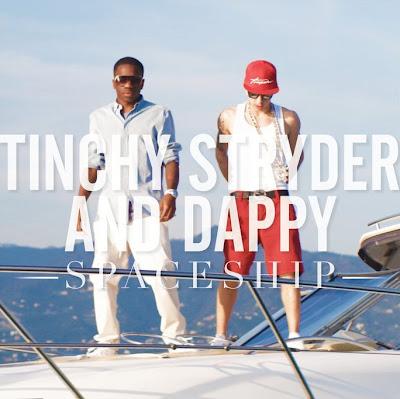 Tinchy Stryder & Dappy - Spaceship Lyrics
