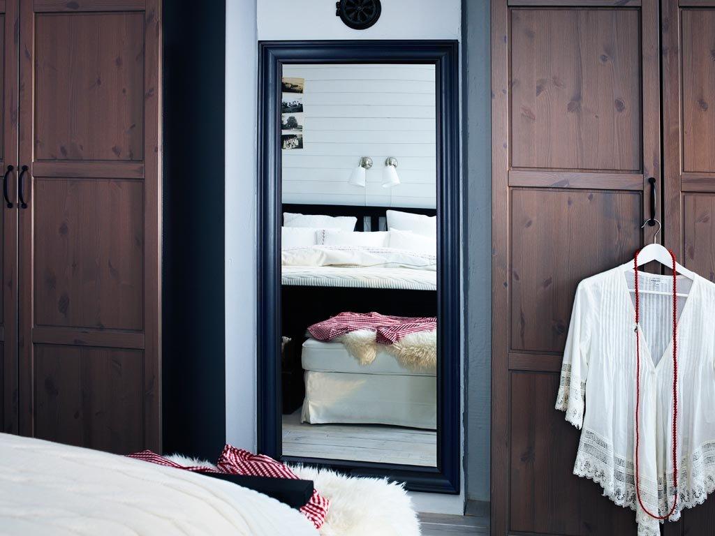 My dress addict septiembre 2012 - Dormitorio malm ikea ...