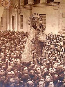 Traslado de la Virgen 1920