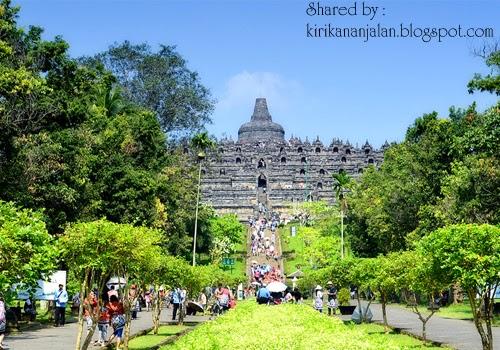 Tentang Sejarah Serta Keindahan Candi Borobudur