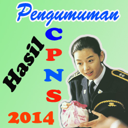 Pengumuman Hasil Akhir CPNS 2014 di Seluruh Indonesia