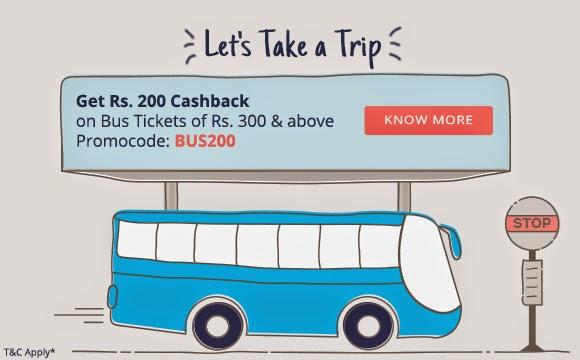 Bus deals coupons