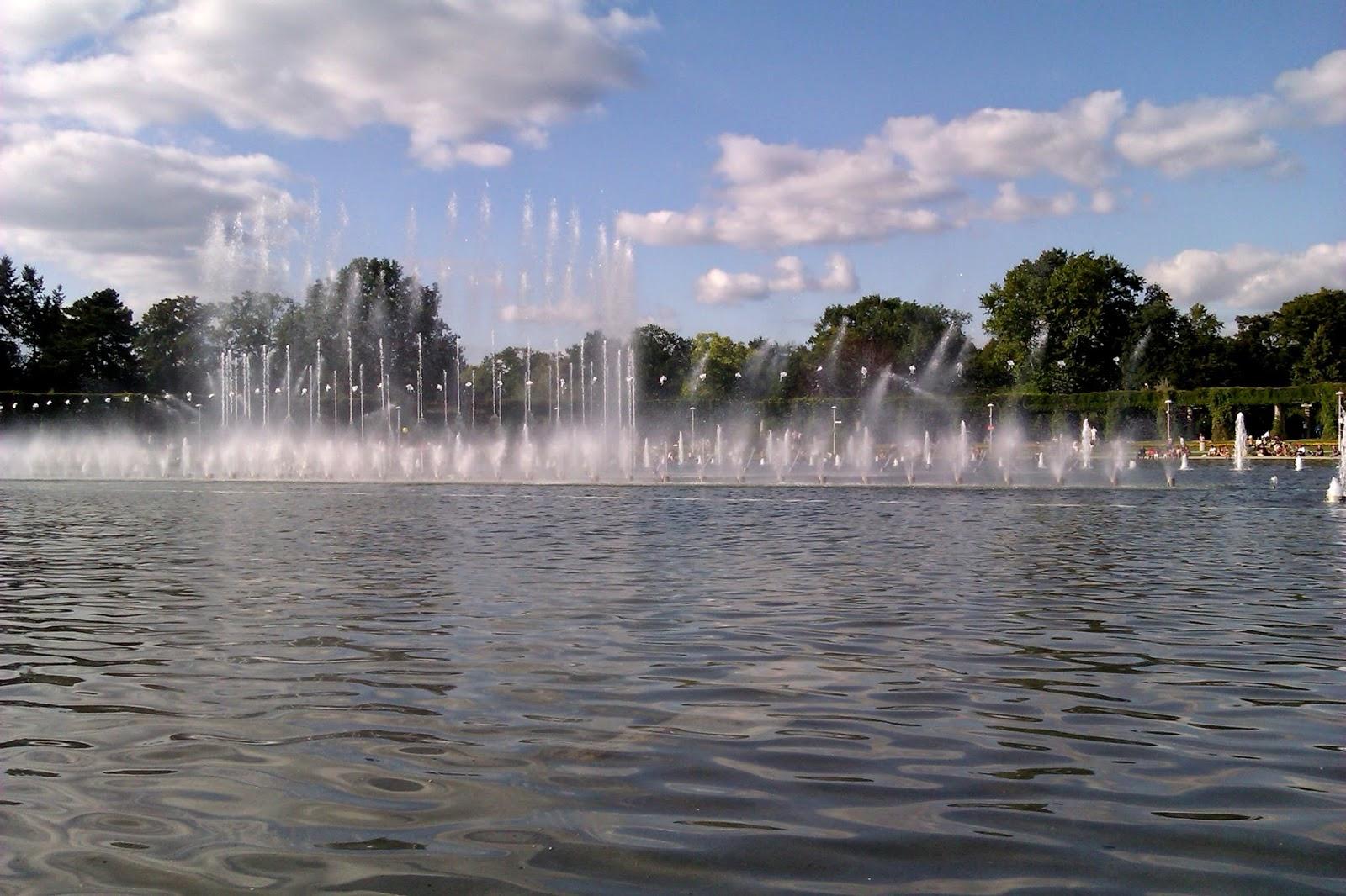 fontanna na Pergoli