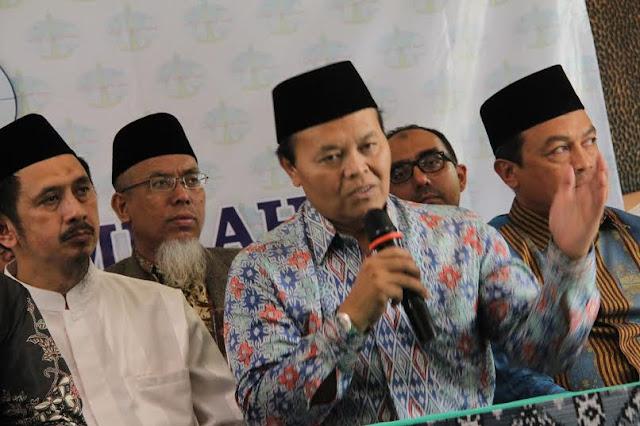 Wahdah Islamiyah Dituduh Teroris, HNW : Media Jangan Perlemah Demokrasi