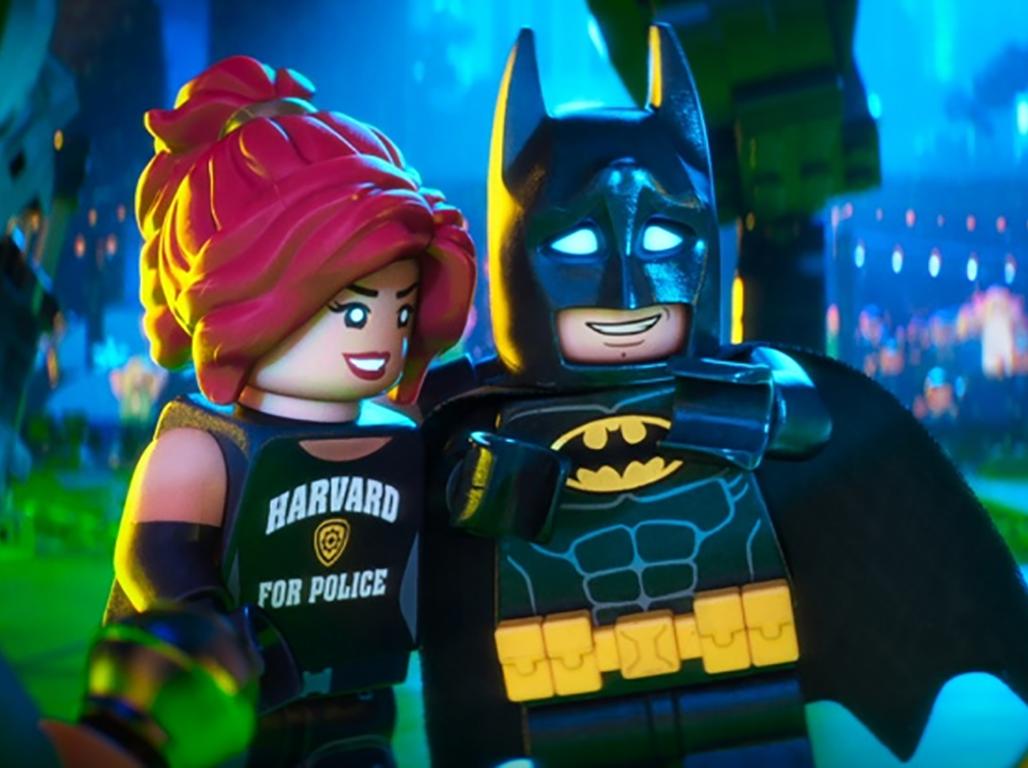 Pinterest Lego Batman Cake Idea
